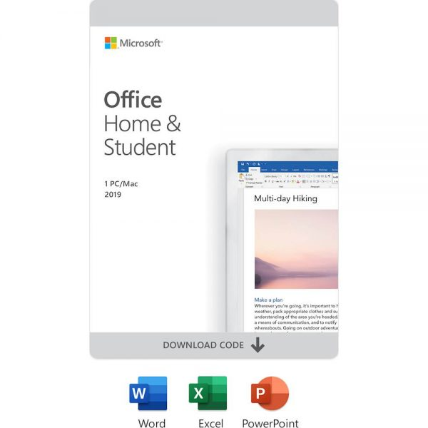 Microsoft Office Home & Student 2019 (1 User) [Digital]